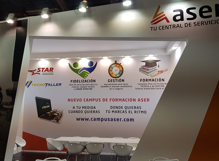 Stand Aser - eae