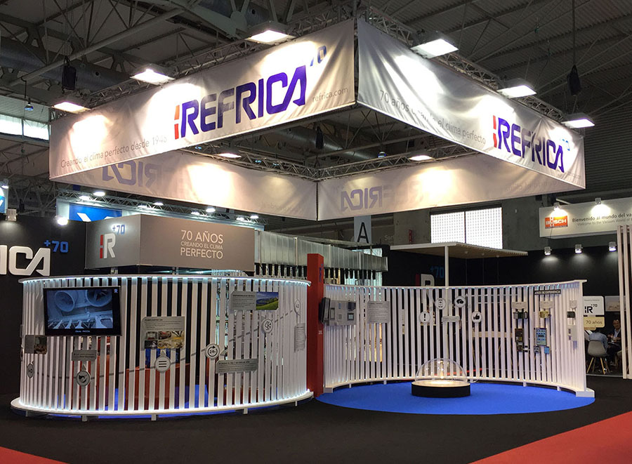 Stand Refrica